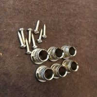 Bushings for tuning machines - $10