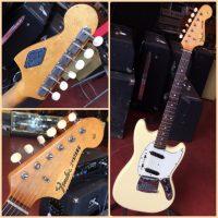 1965 Fender Mustang w/hsc - $1,335.00