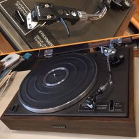 Pioneer PL-12D turntable - $275