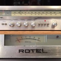 Rotel RX-403 stereo receiver - $125