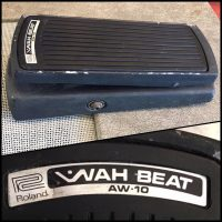 1970's Roland AW-10 Wah Beat - $110