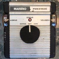 70's Maestro MFZT Fuzztain - $395