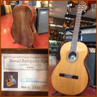 Manuel Rodriguez C3 lefty w/hsc - $395
