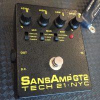 Tech 21 Sansamp GT2 w/box - $85