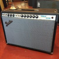 1973 Fender Vibrolux Reverb w/switch foot - $1,395