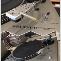 Scott PS-47 turntable - $250