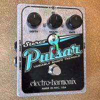 Electro-Harmonix Stereo Pulsar - $60