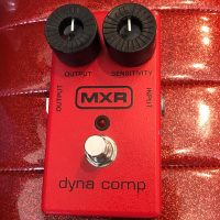 MXR Dyna Comp re-issue - $55
