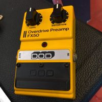 DOD FX50 Overdrive Preamp - $45