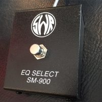 SWR SM-900 EQ Select foot switch - $15