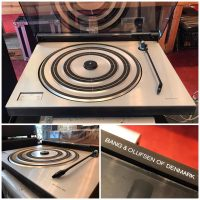 Bang & Olufsen 1602 turntable - $185