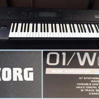 Korg 01/W FD - $500