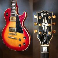 1976 Gibson Les Paul Custom w/original hard case - $2,895