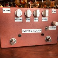 Saint Z Audio fuzz - $75