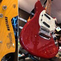 2012 Fender Mustang MG65 w/gig bag - $795 Made in Japan