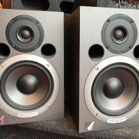 Event Project Studio 6 powered monitors - $225 for the pair.