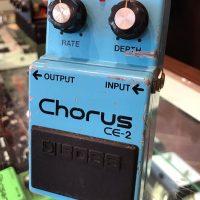1982 Boss CE-2 Chorus - $185 Made in Japan