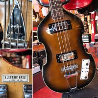 Early 1970's Guyatone VB-28 w/soft case - $495