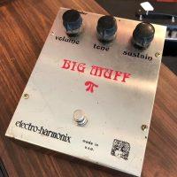Circa 1973 Electro Harmonix Big Muff V2 - $550