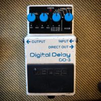 Boss DD-3 Digital Delay MIT - $80