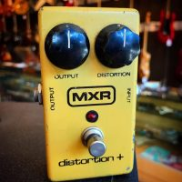 1981 MXR Distortion + $95