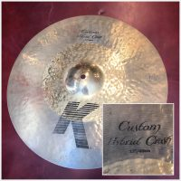 "Zildjian 17"" K Custom Crash Hybrid Crash - $150"
