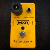 MXR Distortion + re-issue - $60