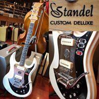 1960's Standel Custom Deluxe w/ HSC - $1,195