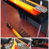 1965 Fender Pedal 400 steel guitar w/ OHSC - $995