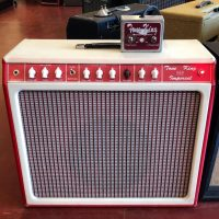 1994 Tone King Imperial w/ foot switch & cover - $1,995 First year of production, serial # 007.
