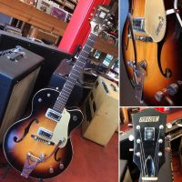 1960 Gretsch Double Anniversary 6118 w/ OHSC - $1,925