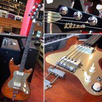 1960's Klira 562 Arkansas bass - $495 Made in Germany