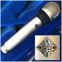 Vintage Telefunken M611 dynamic mic w/ case - $235