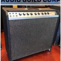 "Late 60's Audio Guild tube amp - $1,200 1x12 Weber Blue Dog & 10"" Jensen speakers"