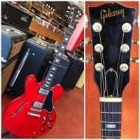 2001 Gibson ES-335 limited edition - $1,195 w/ gig bag
