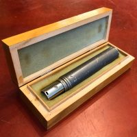 Neumann Gefell RFT MV691 condenser mic (no capsule) - $175
