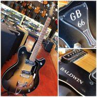 1960's Baldwin Burns GB-66 - $850