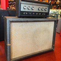 """1965 Silvertone 1483 head & 1X15"""" cab - $595"""