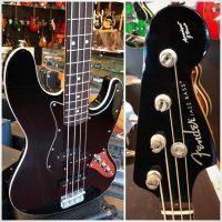 2004-05 Fender Aerodyne Jazz Bass CIJ w/ gig bag - $725