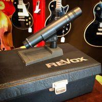 Revox M3500 (Beyer) dynamic mic w/ stand & box - $249