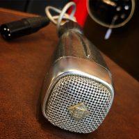 Sennheiser MD21 (Telefunken branded) dynamic omni directional mic w/ cable - $149