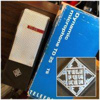 Telefunken TD25 dynamic mic w/ box - $149