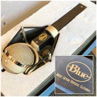 Blue Dragonfly condenser mic w/ box - $499