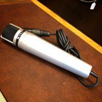 Uher M534 dynamic mic - $99