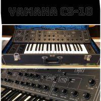 Yamaha CS-10 analog synth w/ original case - $650