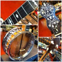 1926 Bacon and Day Silver Bell No. 1 Tenor plectrum banjo w/ hsc - $950