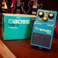 Boss TR-2 Tremolo Analog.Man modded - $100