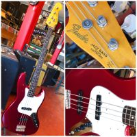 1994-95 Fender Jazz Bass JB62-70 MIJ w/ gig bag - $745