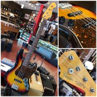 1994-95 Fender Jazz Bass JB62-115 MIJ - $695