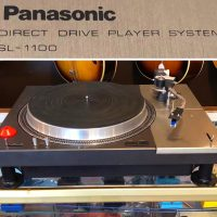 Panasonic SL-1100 turntable - $295